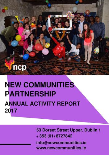 Publication cover - NCP 2017 Annual Report